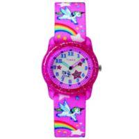 Timex® Times Machines Children's 28mm TW7C255009J Unicorn Watch