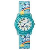 Timex® Times Machines Children's 28mm TW7C256009J Unicorn Watch