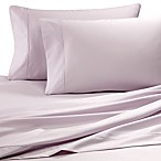 Easy-Care Solid Full Sheet Set in Lilac