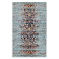 Modway Naria Distressed Persian Medallion 5' x 8' Multicolor Area Rug