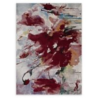 Modway Blume Abstract Floral 4' x 6' Multicolor Area Rug