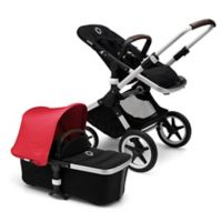 Bugaboo Fox Complete Stroller in Neon Red