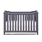 Sorelle Berkley Classic 4-in-1 Convertible Crib in Grey