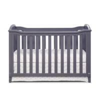 Sorelle Berkley Classic 4-in-1 Convertible Crib in Grey