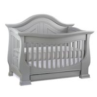 Dorchester 4-in-1 Convertible Crib in Moon Grey