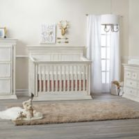 Baby Cache Vienna 4-in-1 Convertible Crib in Antique White