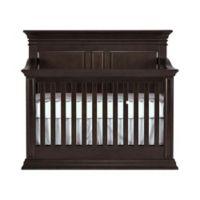 Baby Cache Vienna 4-in-1 Convertible Crib in Espresso