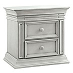 Baby Cache Vienna Nighstand in Ash Grey
