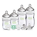 NUK® 9-Piece Simply Natural Newborn Gift Set in Clear
