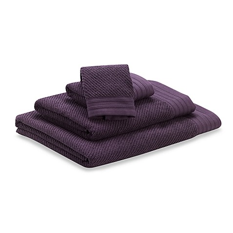Soho Hand Towel in Purple