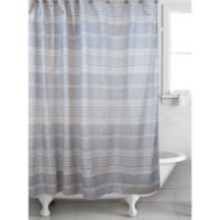 Famous Home® Liam Shower Curtain in Blue