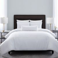 Wamsutta® Hotel Triple Baratta Stitch King Comforter Set in White