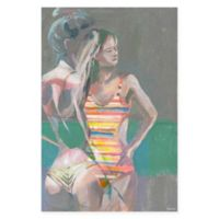 Marmont Hill Bathing Suits 40-Inch x 60-Inch Canvas Wall Art