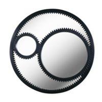 Kenroy Home Gear 32-Inch Circular Wall Mirror