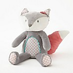 Levtex Baby® Fiona Plush Fox Toy in Grey/Coral