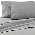 The Seasons Collection® HomeGrown™ King Flannel Sheet Set in Grey