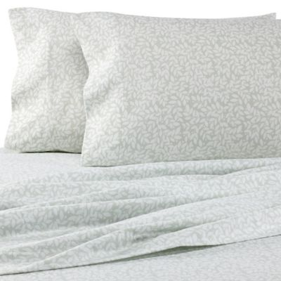 Buy Seasons California King Flannel Sheets from Bed Bath Beyond