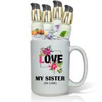 "Pure Energy Apothecary ""Love My Sister"" Lotions & Gift Mug Set"