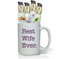 "Pure Energy Apothecary ""Best Wife Ever"" Lotions & Gift Mug Set"