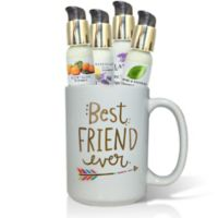 "Pure Energy Apothecary ""Best Friend Ever"" Arrow Lotions & Gift Mug Set"