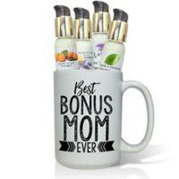 "Pure Energy Apothecary ""Best Bonus Mom Ever"" Arrow Lotions & Gift Mug Set"