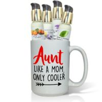 Pure Energy Apothecary Aunt Like a Mom Lotions & Gift Mug Set