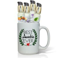 "Pure Energy Apothecary ""Best Auntie Ever"" Lotions & Gift Mug Set"
