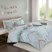 Intelligent Design Ava Full/Queen Comforter Set