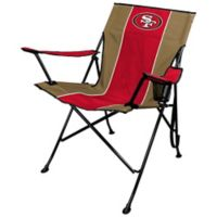 NFL San Francisco 49ers Deluxe Quad Chair