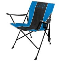 NFL Carolina Panthers Deluxe Quad Chair