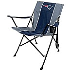 NFL New England Patriots Deluxe Quad Chair