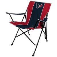 NFL Houston Texans Deluxe Quad Chair