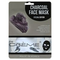 The Crème Shop® Charcoal Face Mask Special Edition