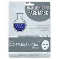 The Crème Shop® Hyaluronic Acid Face Mask