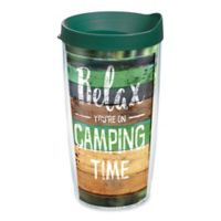 Tervis® Relax Camping Time 16 oz. Wrap Tumbler with Lid