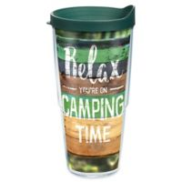 Tervis® Relax Camping Time 24 oz. Wrap Tumbler with Lid