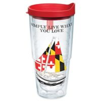 Tervis® Simply Southern MD Flag Sailboats 24 oz. Wrap Tumbler with Lid