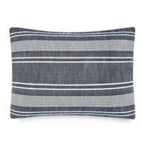 UGG® Bayside Standard Pillow Sham in Navy