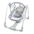 Ingenuity™ Braden Power Adapt Portable Swing in Grey