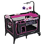 Baby Trend® Floral Garden Deluxe Nursery Center Playard in Black