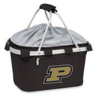 Picnic Time® Purdue University Collegiate Metro Basket