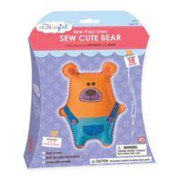 My Studio Girl™ Sew-Your-Own Sew Cute Bear