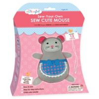 My Studio Girl™ Sew-Your-Own Sew Cute Mouse