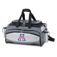 Picnic Time® Collegiate Vulcan BBQ & Cooler Set - University of Arizona