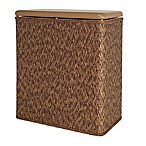 Lamont Home™ Carter Upright Hamper in Cappuccino