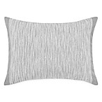 ED Ellen DeGeneres Claremont Striped Breakfast Throw Pillow in Grey