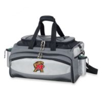 Picnic Time® Collegiate Vulcan BBQ & Cooler Set - University of Maryland
