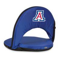 Picnic Time® University of Arizona Collegiate Oniva Seat in Navy Blue