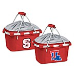 Picnic Time® School Colors Collegiate Metro Basket