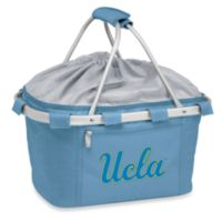 Picnic Time® University of California Los Angeles Collegiate Metro Basket in Sky Blue